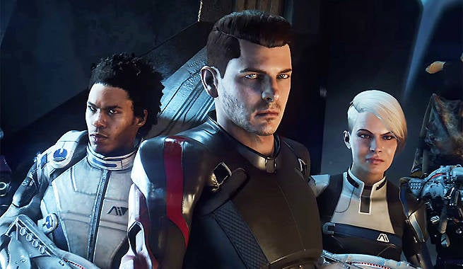 X5 Ghost Mass Effect Andromeda: Mass Effect: Andromeda's X5 Ghost Now Available