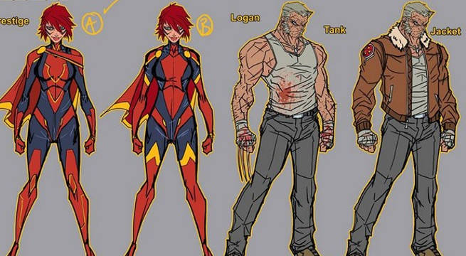 X-Men Gold Jonboy Meyers