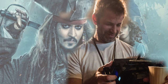 Zack Snyder Talks Pirates of the Caribbean 5 Hack