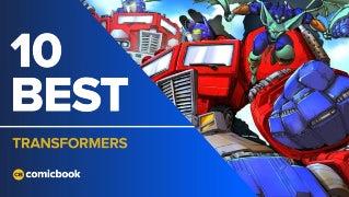 10 Best Transformers