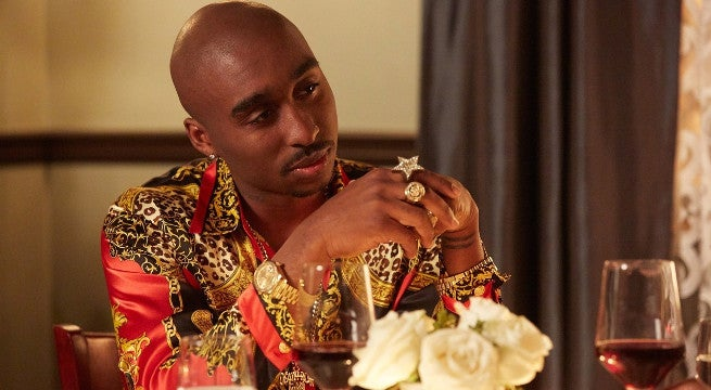 Tupac Biopic 'All Eyez on Me' Nabs $27M at Box Office