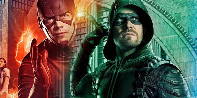 Arrow-The-Flash