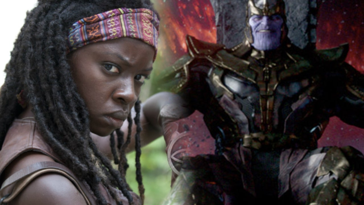 avengers: infinity war adds black panther's danai gurira