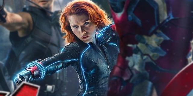 avengers infinity war scarlett johansson reveals how many marvel characters