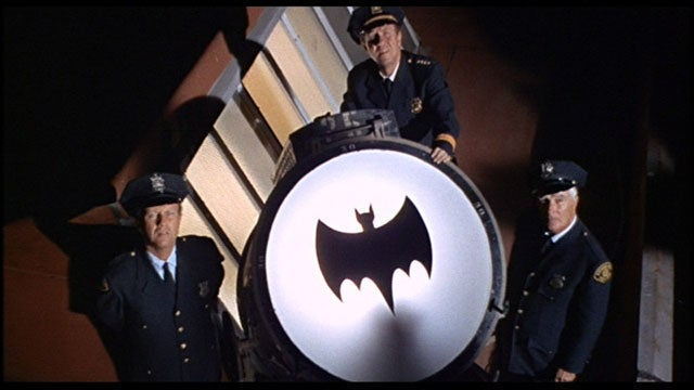 Los Angeles To Honor Adam West With An Actual Bat-Signal Lighting