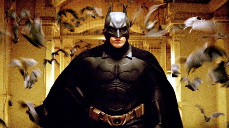 Batman Begins Score Hans Zimmer