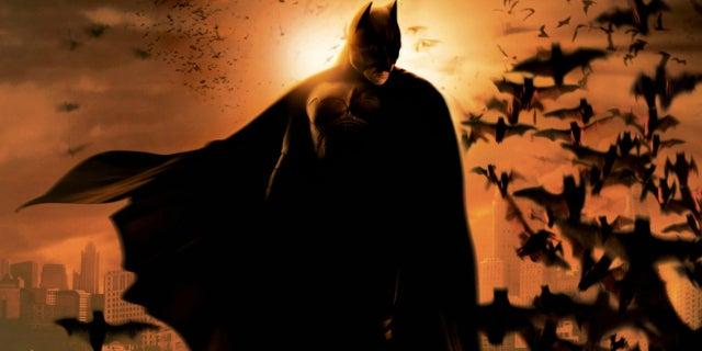 Batman Begins Twelve Year Anniversary of Release