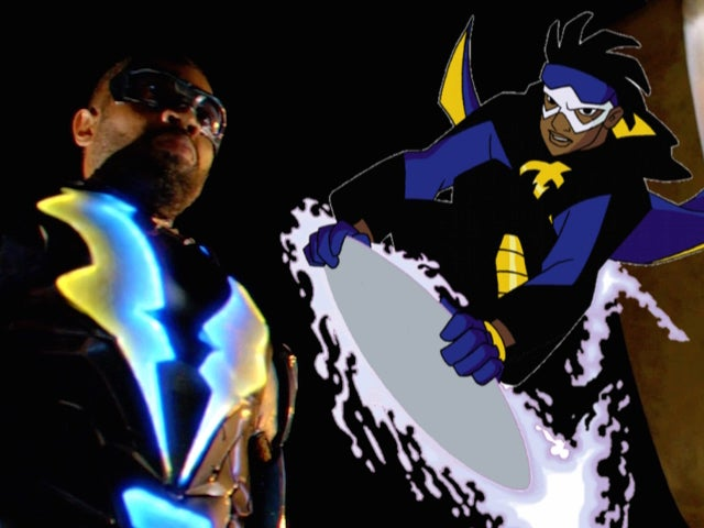 black lightning showrunner hopes to use static shock