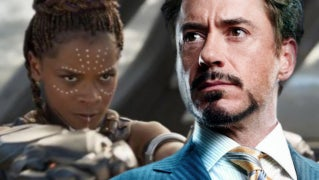 black panther shuri iron man