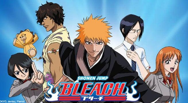 Bleach Blu-rays Get A Major Price Cut