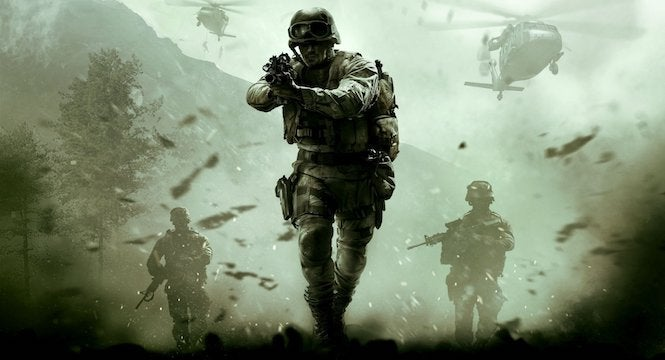 Standalone PS4 Version of Modern Warfare Remastered Box Art Leaked