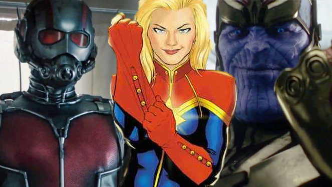 captain marvel in avengers