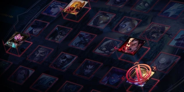 champselect draft 10ban-ranked