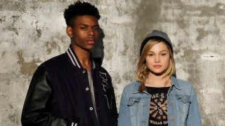 cloak and dagger behind the scenes photo