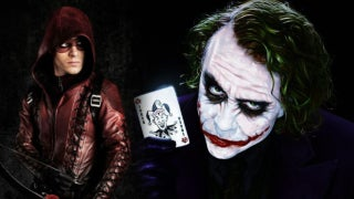 Colton Haynes as The Joker