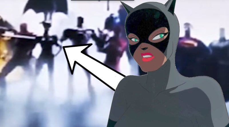 DC Movie Intro - Catwoman