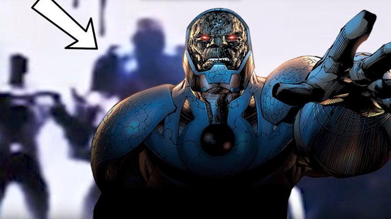 DC Movie Intro - Darkseid