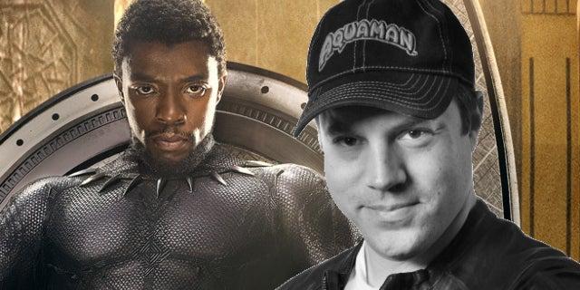 dc president geoff johns praises black panther trailer