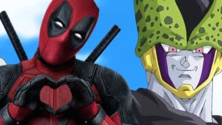 deadpool cell dragon ball abridged