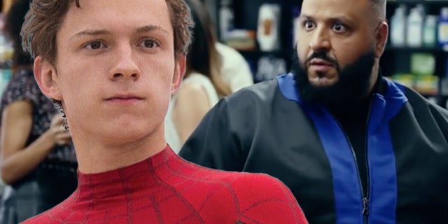 dj khaled spider man homecoming