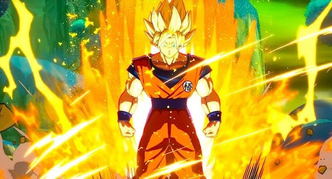 Dragon Ball FighterZ 'Trunks' reveal trailer, closed beta registration opens July 26