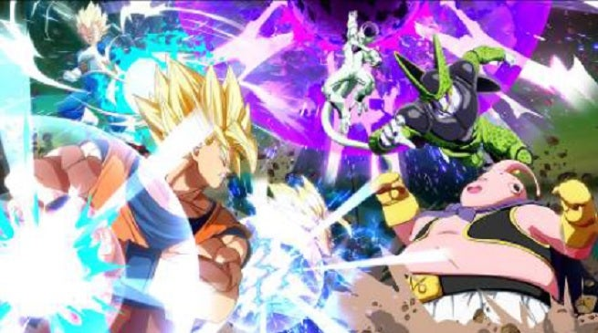 Dragon Ball Fighting Game Coming from Guilty Gear Studio