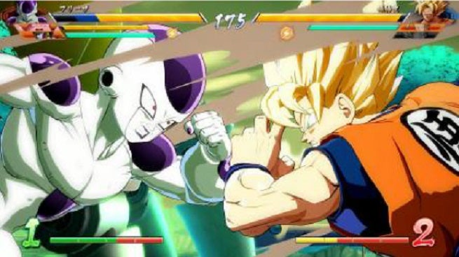 Dragon Ball Fighters Coming In 2018
