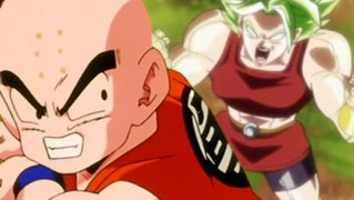 dragon ball super kale krillin