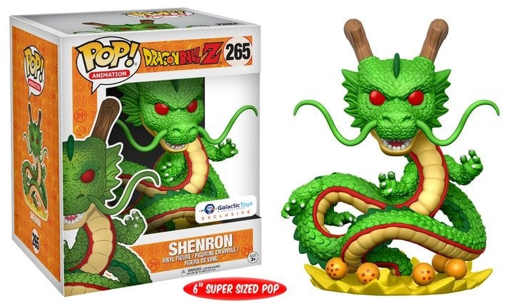 Dragon Ball Z Shenron Funko Pop!