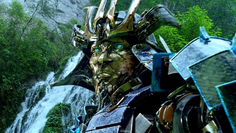 Drift Dies In Transformers 5