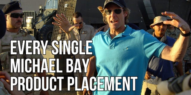 Every Product Placement Moment in Michael Bay Movies