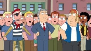 Family Guy Adam West Tribute Episode