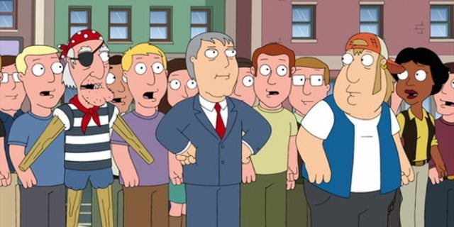 Family Guy Adam West Tribute Episode