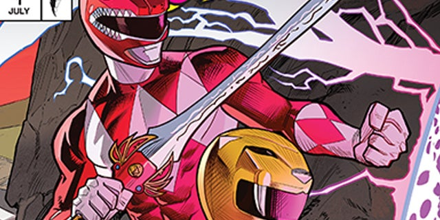 Go-Go-Power-Rangers 001 SDCC Header