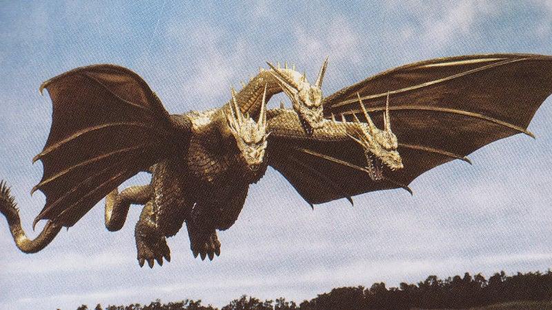 Godzilla King of Monsters - King Ghidorah