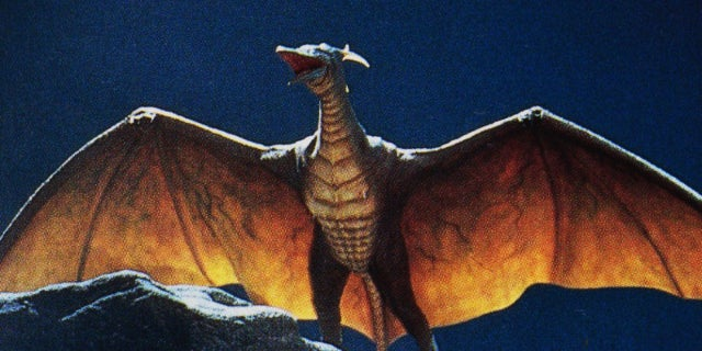 Godzilla King of Monsters - Rodan