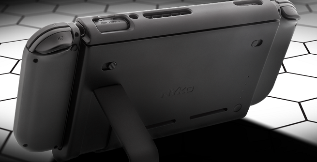 Nyko Reveals Smaller Affordable Nintendo Switch Dock New