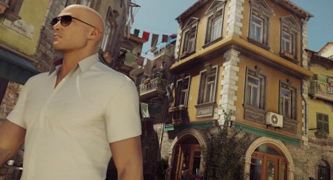 IO has a new batch of content for Hitman this month
