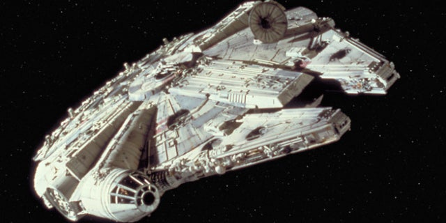House For Sale Has Millennium Falcon In Backyard
