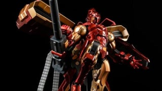 House of M Iron Man