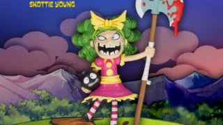 i hate fairyland gert statue gentle giant san diego comic con 2017 exclusive