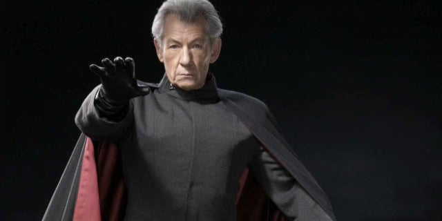 Ian McKellen Wanted A More Comics Accurate Magneto Costume