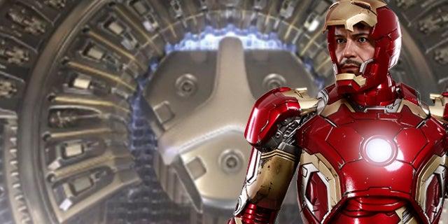 Iron Man Reactor