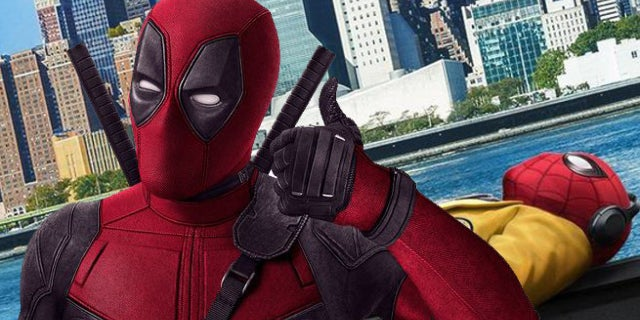 is deadpool mocking spider-man homecoming