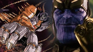 Is Unicron Transformers Movie Thanos
