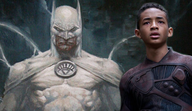 Jaden Smith Drops Eye-Catching New 'Batman' Video