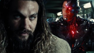justice league aquaman cyborg