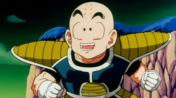 KRILLIN DRAGON BALL db-21