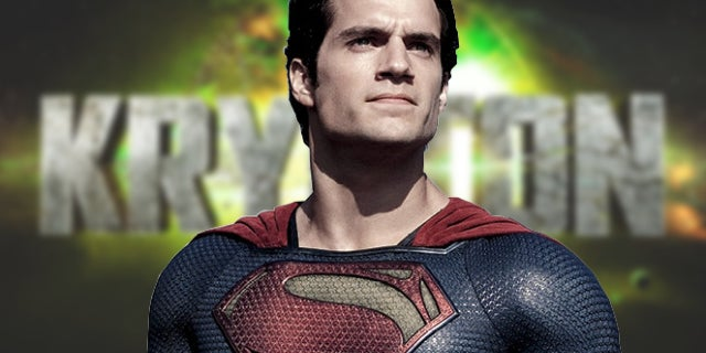 krypton man of steel