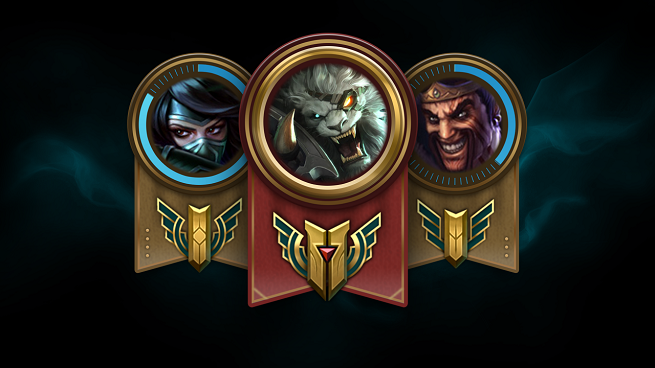 League of Legends Mastery